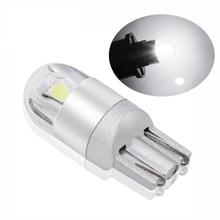 1шт T10 светодиодные лампы W5W и автомобиля DRL Сид 3030 SMD 194 168 просвет COB огни чтении интерьер лампы белого 6000 автомобилей стайлинг