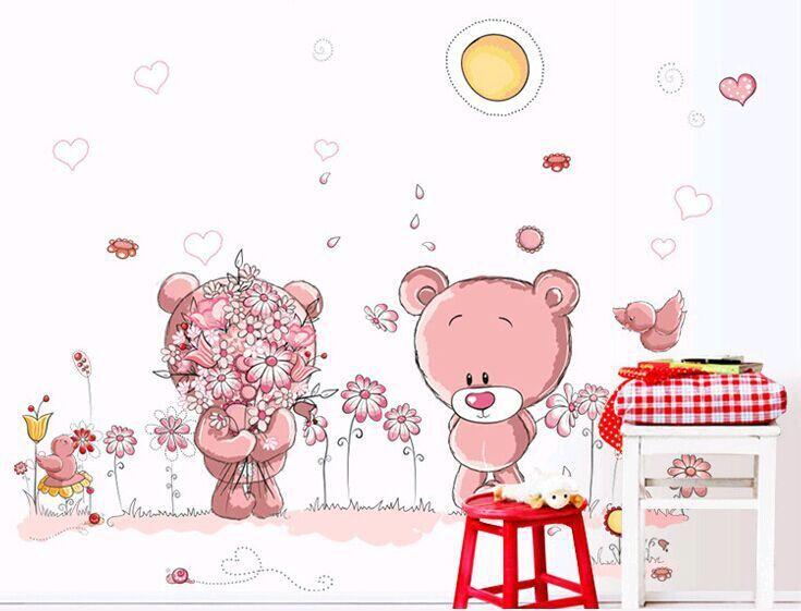 700 Gambar Kartun Binatang Beruang HD Terbaik