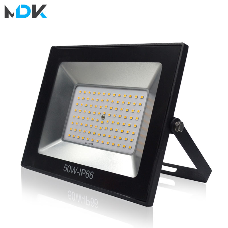 220V <font><b>LED</b></font> FloodLight <font><b>10W</b></font> 30W 50W 100W <font><b>Reflector</b></font> <font><b>LED</b></font> Flood Light Waterproof IP66 Spotlight Wall Outdoor Lighting Warm Cold White image
