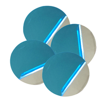 Etmakit 1pcs/lot Metal Plate disk iron sheet for Magnet  For Magnetic Car Phone Stand holders 40*0.3 Video