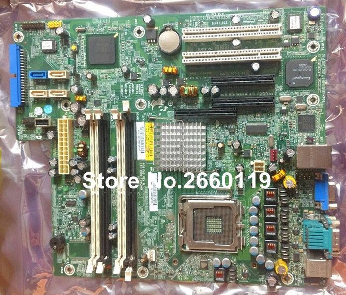 For ML110G4 419028-001 416120-001 server motherboard, fully tested