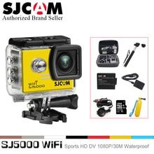 SJCAM SJ5000 WiFi Action camera 1080P Full HD WiFi 2.0″ 170D underwater Diving 30M waterproof Helmet Cam camera Sport cam
