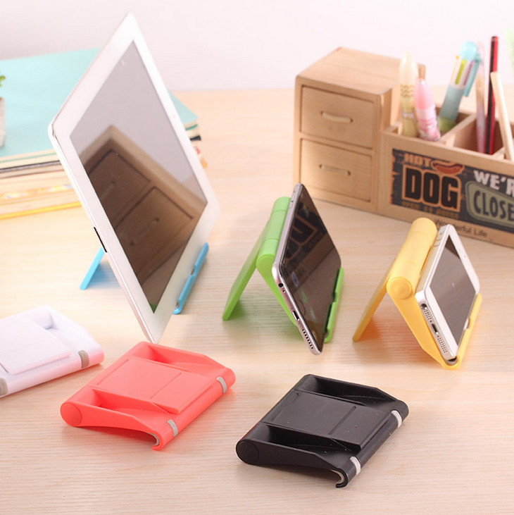 UE colorful Tablet Stand Holder Multi-Angle Adjustable PVC stand for iphone ipad mini samsung tablet Huawei xiaomi
