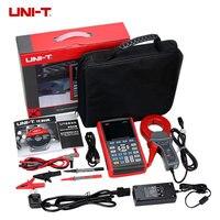 UNI T UT283A True RMS однофазный Анализатор качества электроэнергии энергии измеритель 0 ~ 9999MWh & USB Интерфейс UT 283A