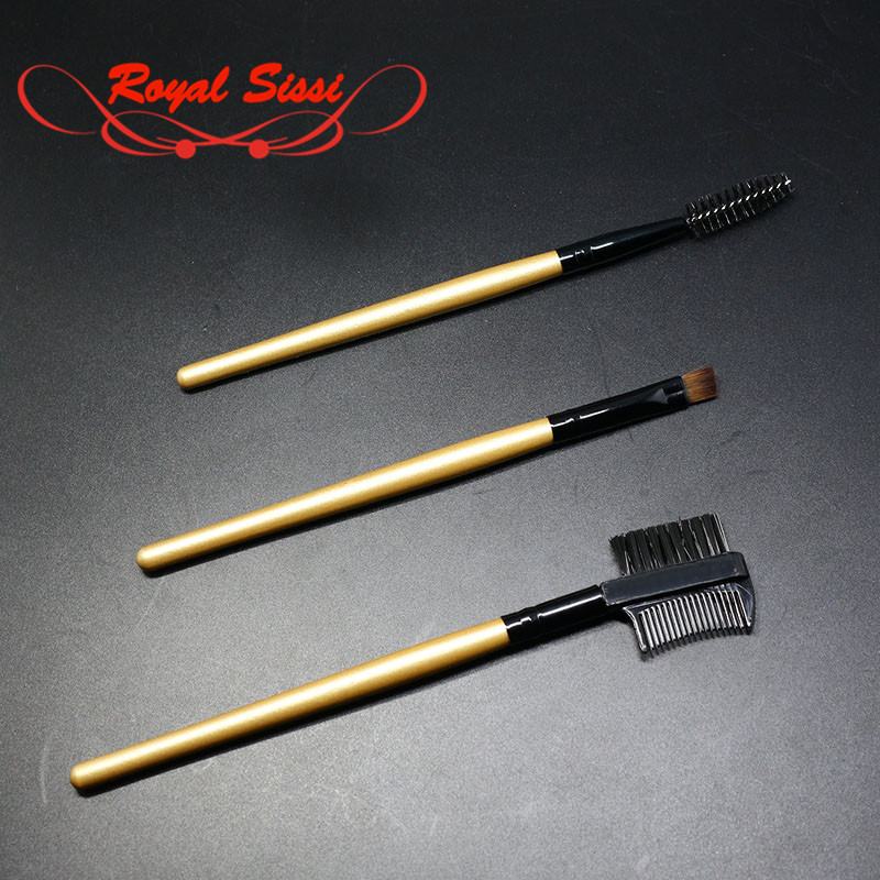 3pcs/set Fly Tying Brush& Groomer Tools Kit Fly Fishing Exclusive Use Dubbing Brushes For Combing Flies Hair& Fibers Dubbing