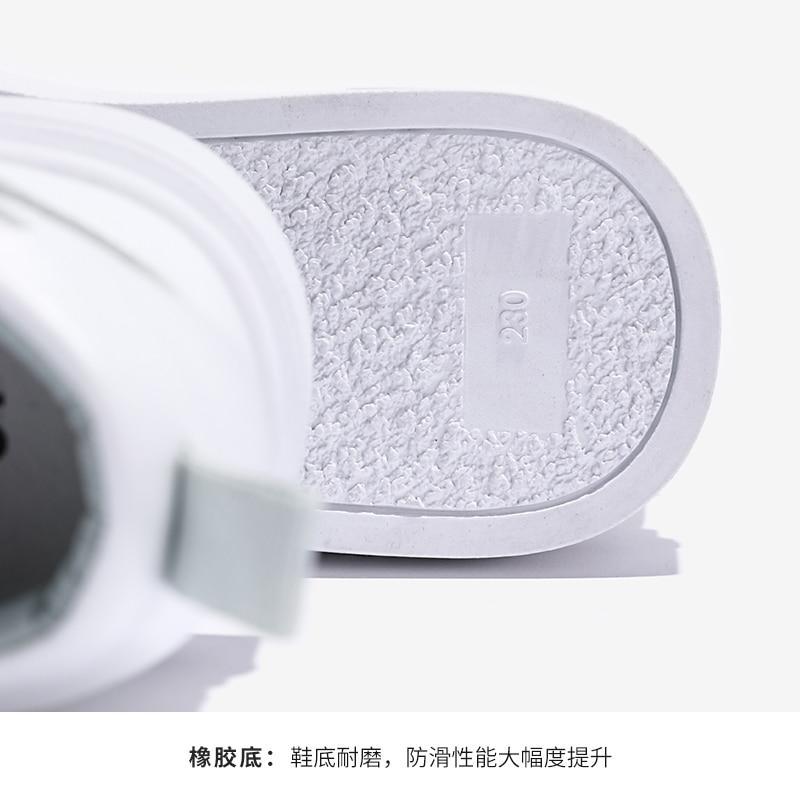 Étudiants Blanches Printemps rose Chaussures Version Nouvelle Senma Femme Marée Coréenne Décontractées 2019 La Bleu De Sauvage Base Petite qwE7Cf