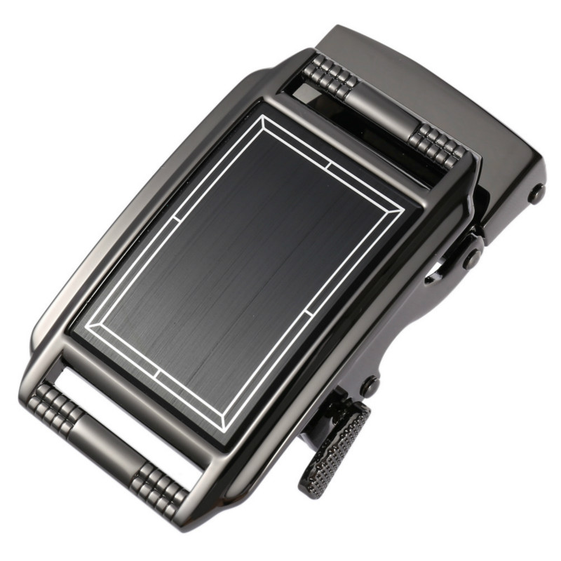 New Zinc Alloy Men's Belt Buckle Automatic Buckle Men Plaque Belt Buckles For 3.5cm Ratchet Men Apparel Designer LY136-22096