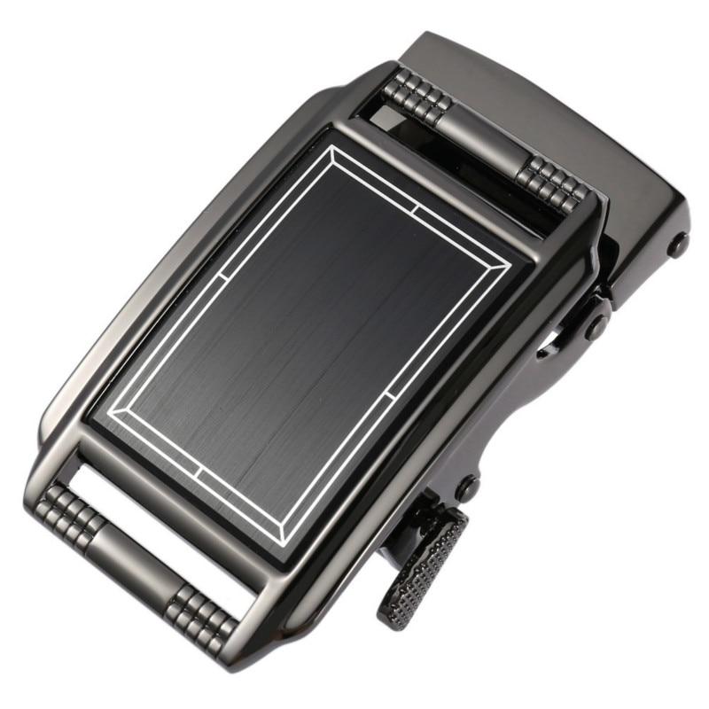 New Zinc Alloy Men's Belt Buckle Automatic Buckle Men Plaque Belt Buckles For 3.5cm Ratchet Men Apparel Designer LY136-22096