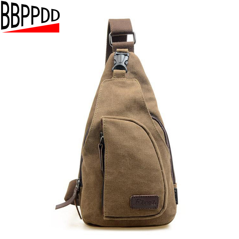 2018 Retro Canvas Men Vintage Chest Bags Fashion High Quality Travel Crossbody Bag Man Messenger Bag Clutch Bolsa augur men s messenger bag multifunction canvas leather crossbody bag men military army vintage large shoulder bag travel bags