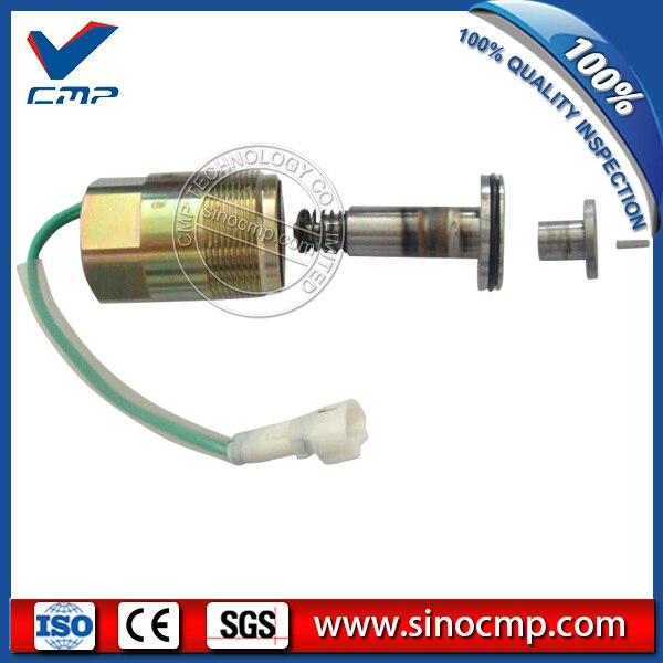 SK60 5 solenoid valve 2436U1453S8 for Kobelco Excavator