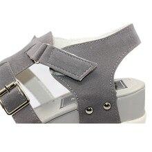 Summer Sandals Shoes Women High Heel Casual Shoes footwear flip flops Open Toe Platform Gladiator Sandals Women Shoes459k