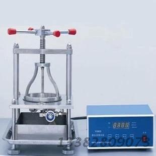 (Medidor de presión hidrostática de tela YG825 instrumento de prueba de permeabilidad) Tienda de poncho textil