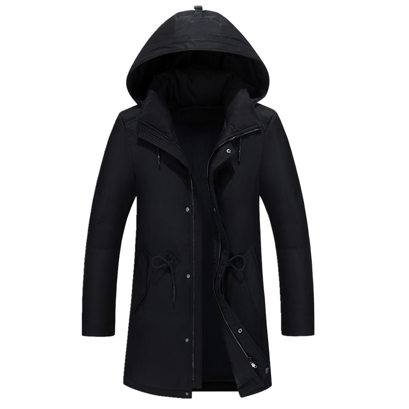 2016 New Arrival Parka Brand Clothing Winter Men Cotton Winter Warm Regular Formal Jackets And Coats Warm down jacket Thicker