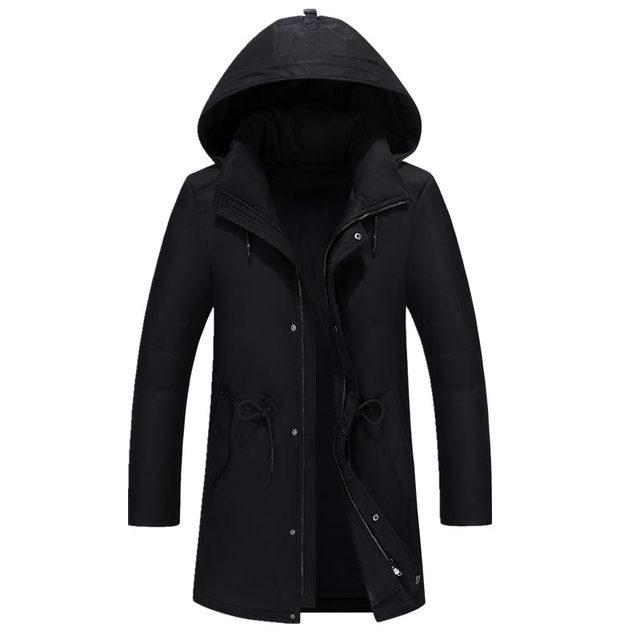 2016 New Arrival Parka Brand Clothing Winter Men Cotton Winter ...