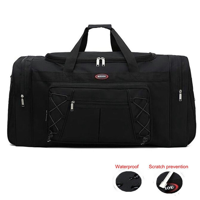 453d92d1553b 65LTraining Gym Bags Men Large Capacity Sport Bag For Women Fitness Waterproof  Travel Duffel Bag Outdoor