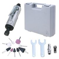 90psi Metal Plastic Durable Manual Pneumatic Air Die Grinder Gas Tire Polishing Grinding Tools Sets For