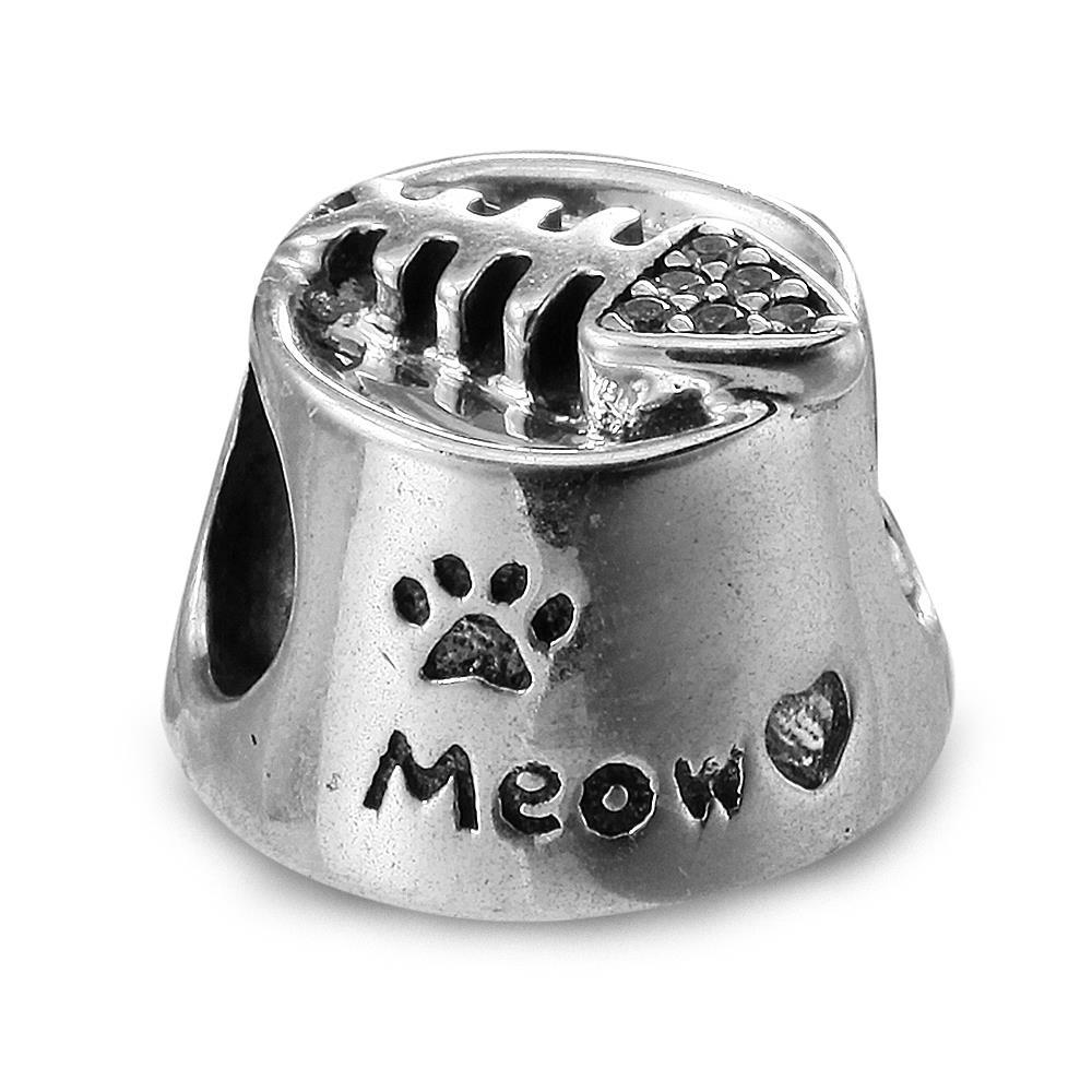 ciondolo pandora gattini prezzo