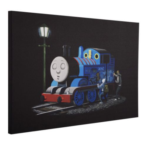 Train Wall Art popular classic train canvas wall art-buy cheap classic train