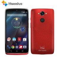 100% Oryginalny Motorola MOTO DROID Turbo XT1254 32 GB 64 GB 5.2 Inch 20MP 4G LTE 3 GB RAM 32 GB/64 GB ROM Android Odblokowany telefon komórkowy