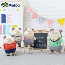 12 Inch Kawaii Stuffed Plush Animals Cartoon Kids Toys for Girls Children Baby Birthday Christmas Gift Boss Dog Metoo Doll