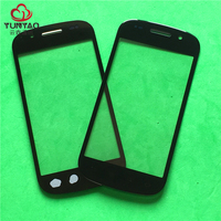 New Outer LCD Front Screen Glass Lens Cover Replacement Parts For Samsung Google Nexus S I9020