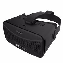 """Universal Original 3D VR Glasses Virtual Reality Video Headset Movie Glasses For iPhone For Samsung 4.0"""" to 5.7"""" Smartphone"""