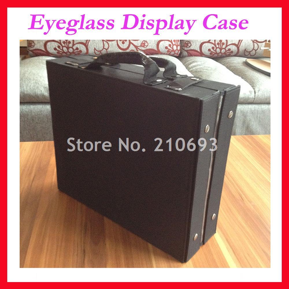 Détail 24 lunettes lunettes lunettes lunettes de soleil vitrine boîte valise Tenir 24 pcs DC24
