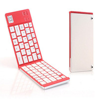 COOLCOLD GK228 Bluetooth Keyboard Universal Tablet Foldable Wireless Keyboard For iPhone iPad Keyboard