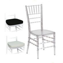 Прозрачная смола тиффани банкетные свадебные стулья chiavari
