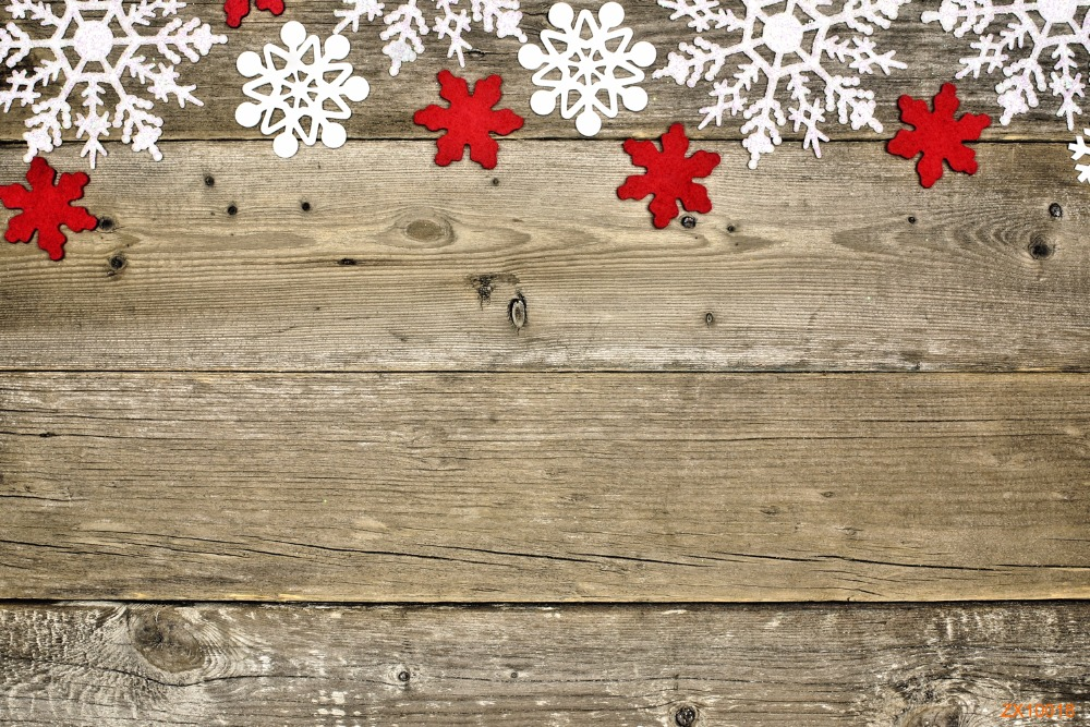 LIFE MAGIC BOX Vinyl Wood Photo Backdrops for Christmas Snowflake Wooden Background Wood Photography Backdrop шкатулки trousselier музыкальная шкатулка wooden box жираф
