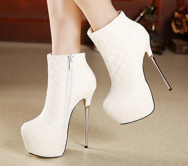 winter high heel ankle boots | Gommap Blog