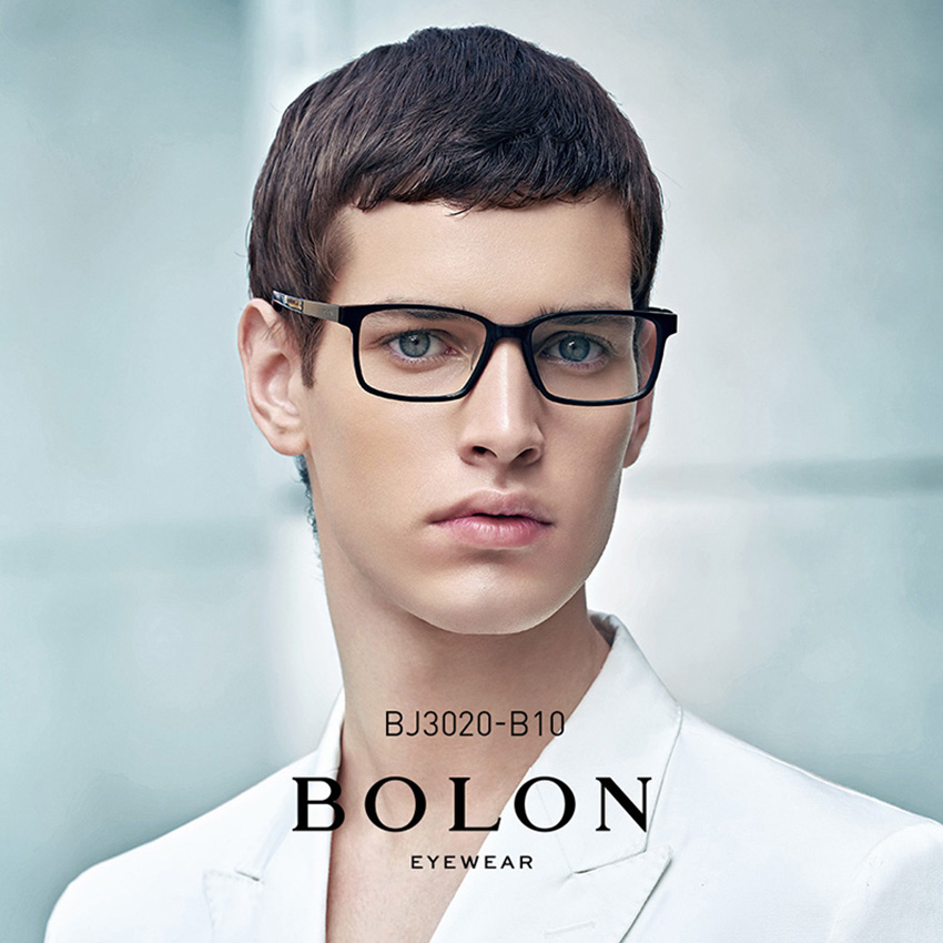 BOLON montures optiques en verre pour hommes lunettes ophtalmiques myopie Progressive montures de lunettes hommes lunettes en verre