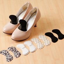 1 пара мягких тренировочных комфортных подушек для облегчения боли, стельки для обуви из пеноматериала, задние вставки, подкладка для пятки, защита подушек