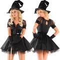 Sexy Witch Halloween Costume Adult Womens Magic Costume Vampire Costume Women Masquerade Party Halloween Party Cosplay Costume
