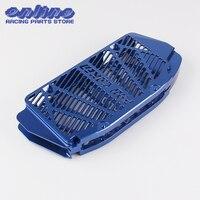 Синий внедорожник аксессуары TC/fc бак для воды защитная крышка Анти осень песок поддержка husqvaran KTM SXF/XCF 250 450