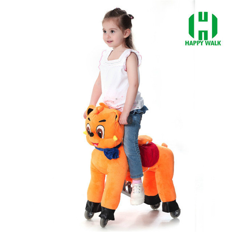 HI New deisgn riding horse walking toys, learning walk toys, wall - Deportes y aire libre - foto 5