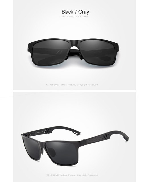 Men's Aluminium Mirrored Aviator Sunglasses