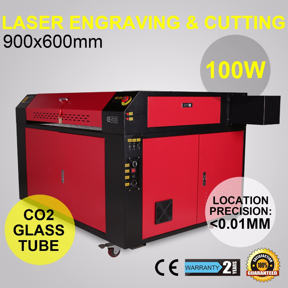 CO2 Laser Engraving Engraver Machine 100w Usb Disk U-Flash Cutter 36