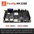 Firefly-RK3288 Development Board ,MiniPC ,QuadCore A17 1.8GHz ,Support Ubuntu Android ,HDMI2.0, 2.4G/5G AC WiFi ,Firefly RK3288