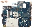 Für Gateway NV79 Laptop Motherboard NAYF0 LA 5881P MBWHH02001 Mainboard 100% getestet voll arbeiten-in Motherboards aus Computer und Büro bei