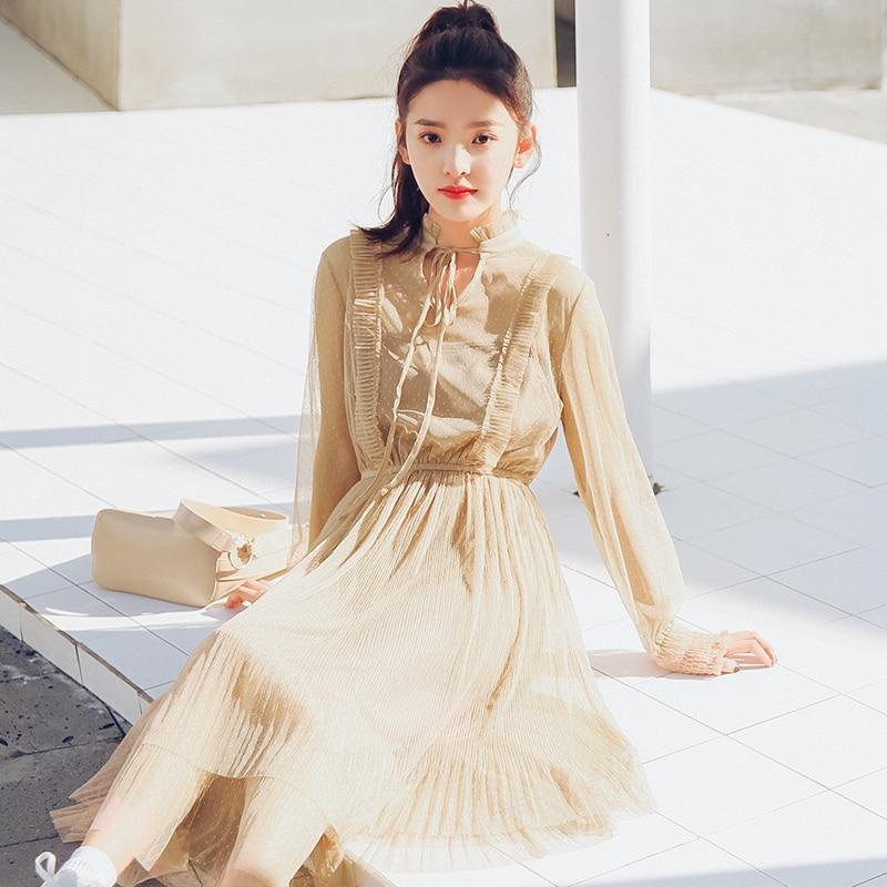 Cute Vintage Lace Dress