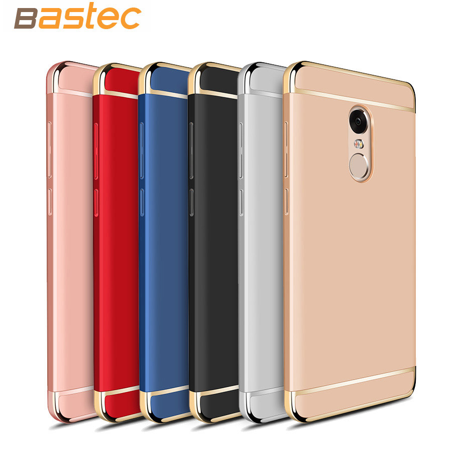 Bastec xiaomi redmi note 4 case luxury 3 in 1 shockproof frosted shield hard back cover case for - Xiaomi redmi note 4 case ...