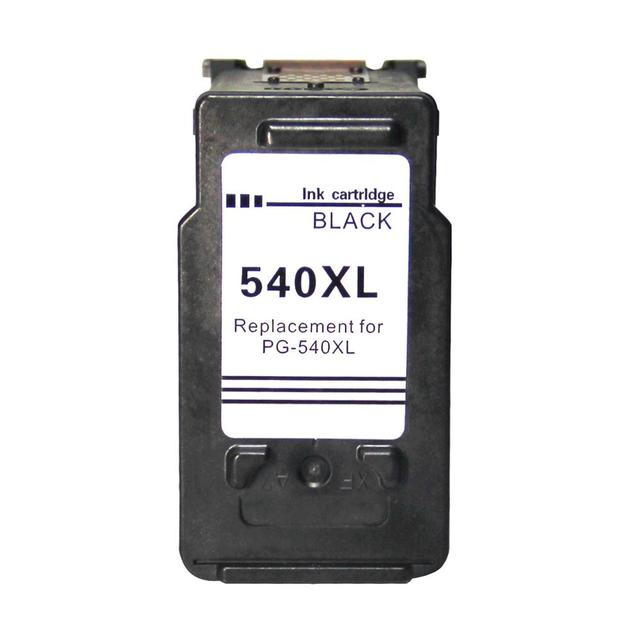 Veteran Refilled Pg 540 Ink Cartridge Compatible For Canon Pg 540