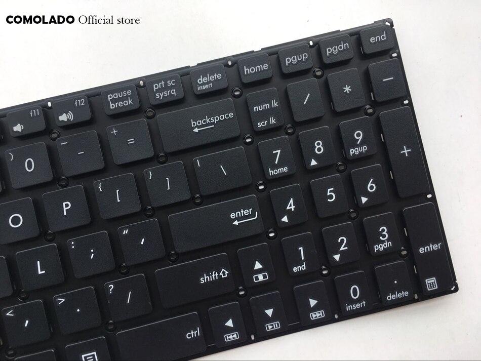 US English Keyboard FOR ASUS S56 S56C S56CA S56CB S56CM 0KN0-N31RU13 K56 K56C K56CM R505C K56CB K56CA keyboard  US Layout (2)