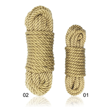 Restraint Rope Fetish Flirting Slave SM Bondage Rope Erotic Sex Toys For Adult Couple BDSM Bondage Cosplay Toys for Women