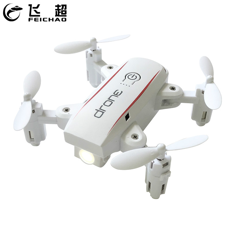 Mini Drones with Camera HD 0.3MP 2MP Helicopter Folding Real Time Video Altitude Hold WIFI FPV RC Quadcopter Toys
