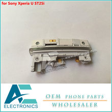 Microphone Signal Flex for Sony Xperia U ST25i Antenna Flex Cable Accessory Bundles(China)