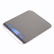 11 LB / 5000g Stainless Steel Electronic Kitchen Digital Food Scale