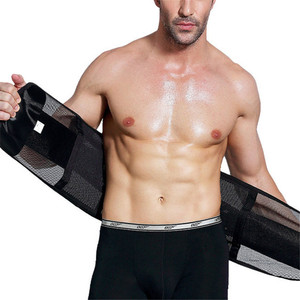 Men Adjustable Waist Support B