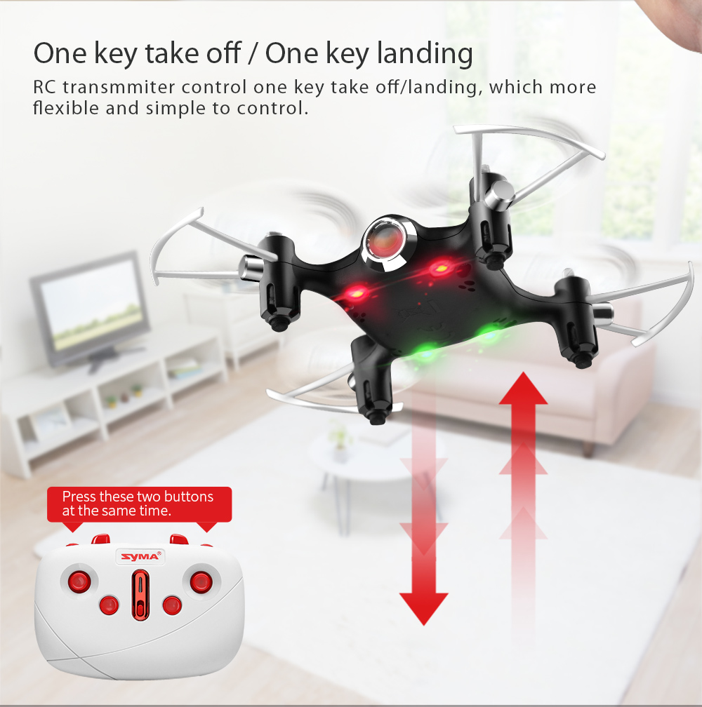 Children RC Gyro Drone 12
